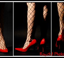 """""""You put high heels on and you change."""" by raychL"""