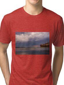 Portsea - Mornington Peninsula Tri-blend T-Shirt