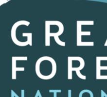 GFNP Logo Sticker