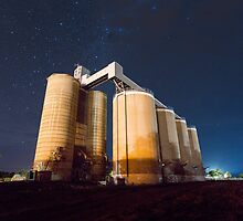 Under the Coonamble Stars  by David Haworth
