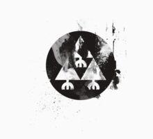 Inked Cryptomeria Crest by DesignbySolo