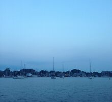 Annapolis, Maryland Harbor by kelliehags2