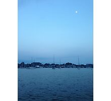 Annapolis, Maryland Harbor Photographic Print