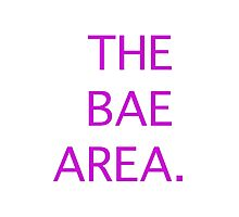 The Bae Area Photographic Print