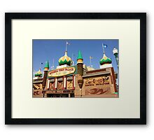 Mitchell Corn Palace Framed Print