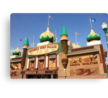Mitchell Corn Palace Canvas Print