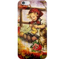 THE VIEW FROM MOTHER'S WINDOW iPhone Case/Skin