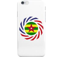Togo American Multinational Patriot Flag Series iPhone Case/Skin