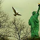 Miss Liberty by JenTheDuck
