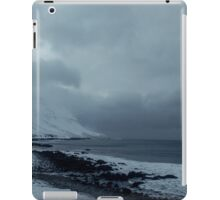 Sugandafjordur, Sudureyri, Westfjords, Iceland iPad Case/Skin