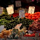 Italian Produce by phil decocco