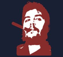 Che Guevara Cigar On Baby Tee