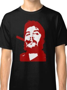 Che Guevara Cigar On Classic T-Shirt
