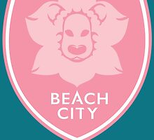 Beach City Lions by sillywhims