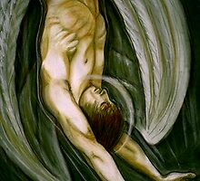 Angel of Resignation by arstone