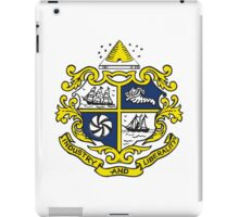 St. Catharines Coat of Arms iPad Case/Skin