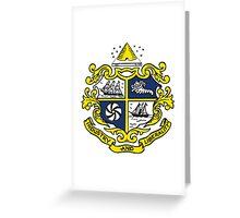 St. Catharines Coat of Arms Greeting Card