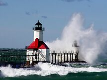 Waves , Wind, and Water by Dennis Burlingham