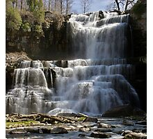 Spring Flow - Chittenango Falls Photographic Print