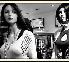 Two Plastic Ladys # 2 by danielgomez