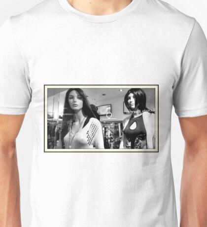 Two Plastic Ladys # 2 Unisex T-Shirt