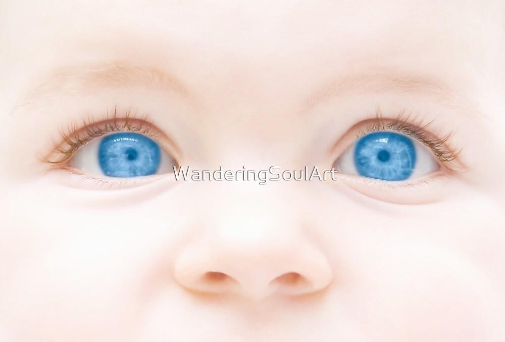 It's a Boy! by WanderingSoulArt