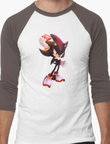 Shadow the Hedgehog Men's Baseball ¾ T-Shirt