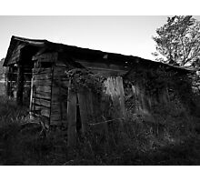 Work Shed Photographic Print