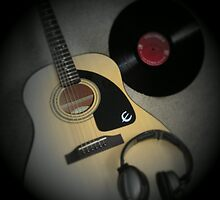I Love Music 3 by lroof