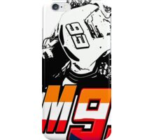 mm93rep iPhone Case/Skin