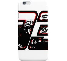 mm93ghost iPhone Case/Skin