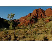 Ragged Range, West Australia Photographic Print