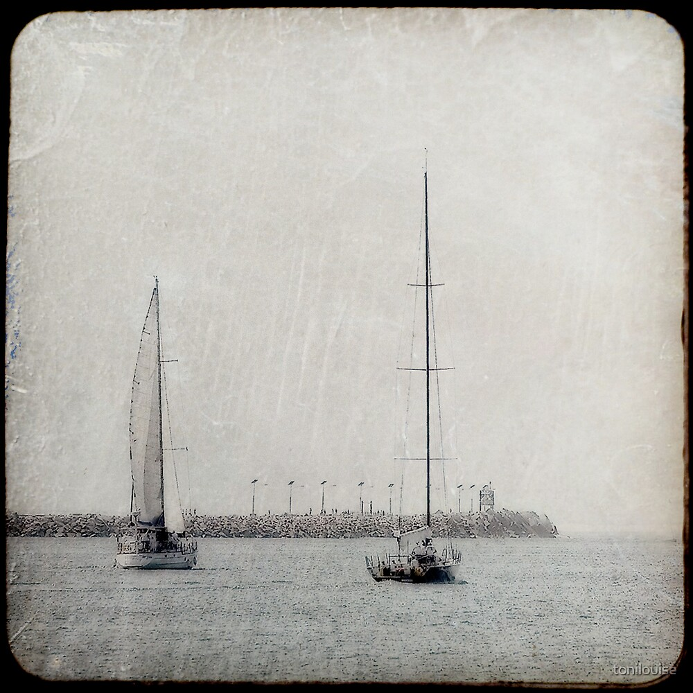 ~Sail away from the safe harbour. Catch the tradewinds in your sails. Explore. Dream. Discover~ by tonilouise