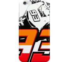 mm93repbike iPhone Case/Skin