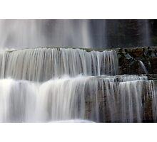 Cascades - Chittenango Falls Photographic Print