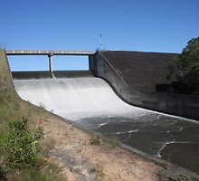 Baroon Pocket spillway by jack01