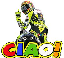 rossi ciao finger by amrdesigns