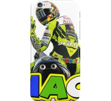 rossi ciao finger iPhone Case/Skin