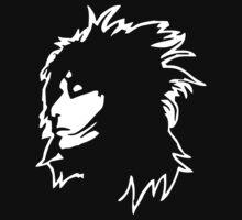 stencil Nikki Sixx by mangz4ii
