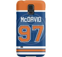 Oilers Connor McDavid - Maybe Samsung Galaxy Case/Skin