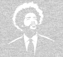 stencil Questlove The Roots Kids Tee
