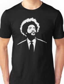 stencil Questlove The Roots Unisex T-Shirt