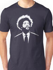 stencil Questlove The Roots Unisex T-Shirt