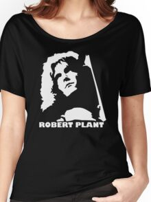 stencil Robert Plant Women's Relaxed Fit T-Shirt