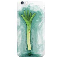 Leek iPhone Case/Skin