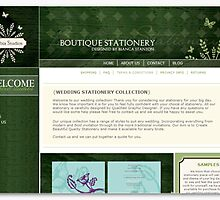 Website design by Bianca Stanton