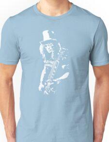 stencil Slash Guns N Roses Rock Band Unisex T-Shirt
