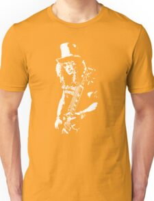 stencil Slash Guns N Roses Rock Band Unisex T-Shirt