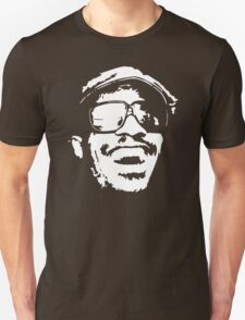 stencil Stevie Wonder T-Shirt