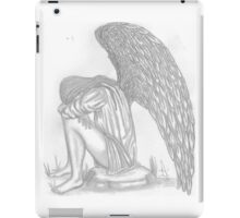 Angel Of Sorrow Weeping iPad Case/Skin